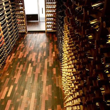 Wine Barrel Wood -