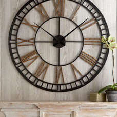 Traditional Clocks by Horchow