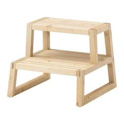 Eva Lilja Löwenhielm - MOLGER Step stool - Step stool, birch