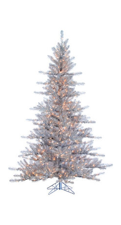 Silk Plants Direct - Silk Plants Direct Tinsel Tree (Pack of 1) - Silver - Pack of 1. Silk Plants Direct specializes in manufacturing, design and supply of the most life-like, premium quality artificial plants, trees, flowers, arrangements, topiaries and containers for home, office and commercial use. Our Tinsel Tree includes the following: