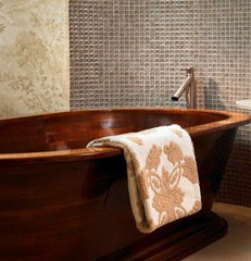 mediterranean bathtubs by beckwithinteriors.com