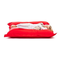 Zet - Sit On It Medium - This state of the art bean bag chair is multifunctional. Use it as an extra guest bed, an alternative sofa, a children's playground, a relaxing haven…