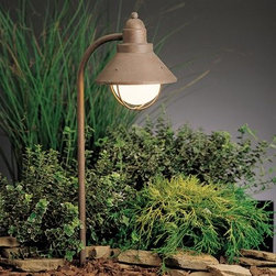 """Kichler Lighting 15239OB Seaside™ Traditional Marine Pathway Light - Get 10% discount on your first order. Coupon code: """"houzz"""". Order today."""
