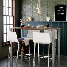 stilt high dining table in dining tables | CB2