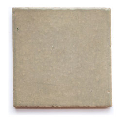 815W Light Grey (Crackle and Glossy Finish) - Handmade Ceramic Tile - Handmade Ceramic Tile