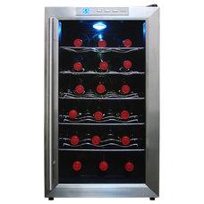 Modern Wine And Beer Refrigeration by Wine Racks America