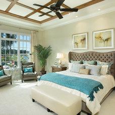 Contemporary Bedroom by Arthur Rutenberg Homes