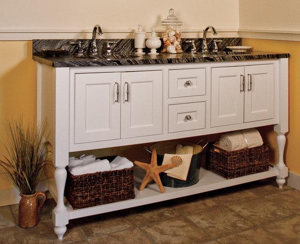 Traditional Bathroom Vanities And Sink Consoles by Versiniti