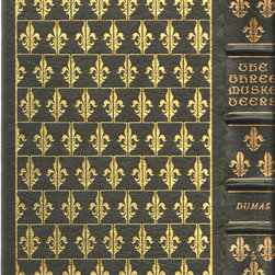 Consigned, The Three Musketeers, Easton Press - The Three Musketeers by Alexandre Dumas.  Illustrations by Edy Legrand .  Norwalk : The Easton Press, 1978.  Limited edition.  420 pages.  Leather.Age appropriate wear to pages and binding.