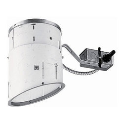 """Juno Lighting - TC926R 6"""" Non IC Remodel Standard Slope Incandescent Housing - Housing only. Trim and bulb sold separately."""