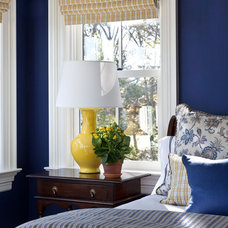 Traditional Bedroom by Matthew Korn Architecture AIA
