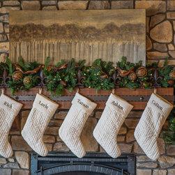 Holiday Decor - Jeff McClintock photographer