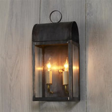 traditional outdoor lighting by Shades of Light
