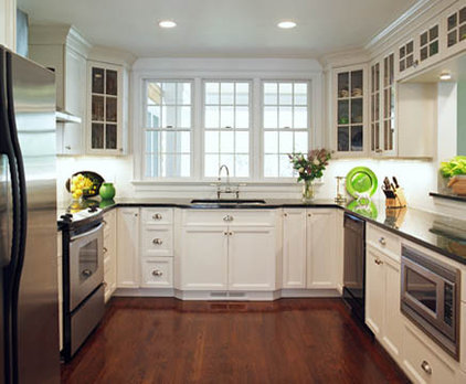 Traditional Kitchen Cabinetry by JoAnn Lyles, CKD –Riverhead Building Supply