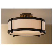 Contemporary Ceiling Lighting by Chachkies