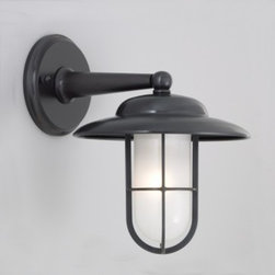 Norwell Outdoor Lighting Compton Sconce With Shiny Opal Glass 1426 - For over 75 years, Norwell Lighting and Accessories has been proud of its reputation for producing high quality solid brass interior and exterior lighting. We continue to build on our history by creating unique lighting designs to complement the interior of your home as well as grace your landscape and exterior architecture.