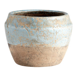 Cyan Design - Cyan Design Lighting - 05394 Large Sands Planter - Cyan Design 05394 Large Sands Planter
