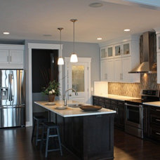 Contemporary Kitchen by Starlite Kitchens and Baths