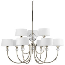 Modern Chandeliers by LBC Lighting
