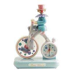 Control Brands - Peter Clown Alarm Clock - Peter Clown Alarm Clock Control Brands - C-2036