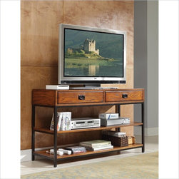 Home Styles Modern Craftsman Media Console -