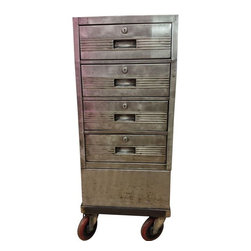 Industrial Filing Cabinets: Find Vertical and Lateral File Cabinet Designs Online