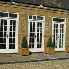 Traditional Front Doors by Britannia Joinery