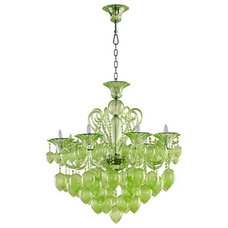 Traditional Chandeliers by Z Gallerie