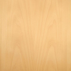 Flat Cut European Steamed Beech - Flat cut European Steamed Beech veneer has a dense, tight grain and is slightly pink in color. Available in a variety of backers and sizes.