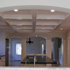 Contemporary Kitchen by K&L Construction Co;Inc