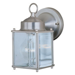 Maxim Lighting - Maxim Lighting 6879CLBP Maxim Lighting 1-lt Outdoor Wall Mount - Maxim Lighting 6879CLBP Maxim Lighting 1-lt Outdoor Wall MountFinal Sale. Close out prices. While supplies last.