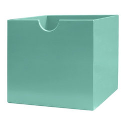Large Cubby Box - Cubby: small, snug. Our custom painted cubbies come in 4 sizes, perfectly designed for treasures of all shapes and sizes-no matter what your age!