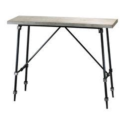 Cyan Design - Cyan Design Lighting 02445 Doris Console Table - Cyan Design 02445 Doris Console Table