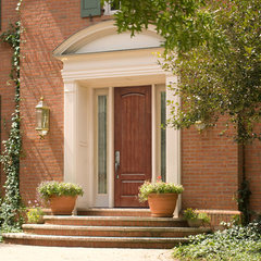 front doors by Thompson Creek Window Company