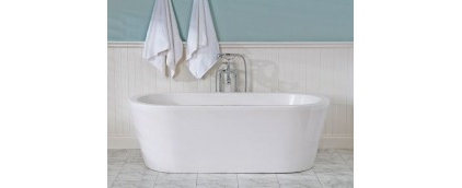Contemporary Bathtubs by recollections.com.au
