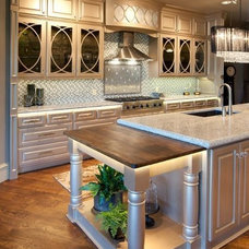 Traditional Kitchen by Richard Douglas Cabinets and Trim