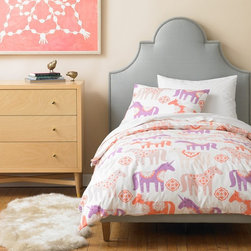 Dwellstudio Unicorn Duvet set - Dwellstudio Unicorn Duvet set