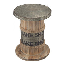 Joshua Marshal - Lake Shore-Lake Shore Stool - Lake Shore-Lake Shore Stool