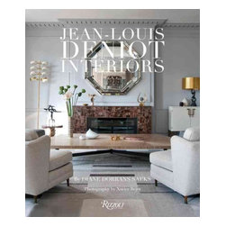 "Rizzoli International Publications - ""Jean-louis Deniot Interiors"" Hardcover - The first book on the work of a designer whose refined classical interiors are widely desired and emulated as the epitome of French style. Honored as one of the top designers by all the international design magazines and universally admired by design editors, Jean-Louis Deniot is in demand. His updated classical approach now graces interiors in Paris, the French countryside, Moscow, India, New York, Chicago, L.A., and beyond--and his legacy is already being compared to that of design greats such as Jacques Grange and Alberto Pinto. Deniot is an architect first, ensuring that the interior architecture of his rooms is harmonious before giving a neoclassical approach to the decor. He brings education, logic, and design history to his work, with one eye looking at the most refined style of French eighteenth century and one eye on the twentieth and twenty-first centuries. His mix is highly individual and includes contemporary art and custom-made furniture, yet his rooms always look comfortable and are never overly formal or trendy. This book demonstrates a new, sophisticated classical style that is changing the scene for international design and offering inspiration and ideas to decorators, homeowners, and antiques enthusiasts."