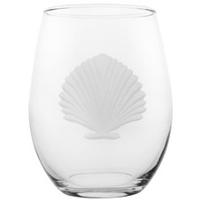Tropical Wine Glasses by Rolf Glass