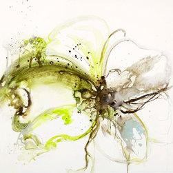 "SCANDINAVIAN ART FACTORY - LARGE ARTWORK - NAME-""PAVOT COLOUR"""