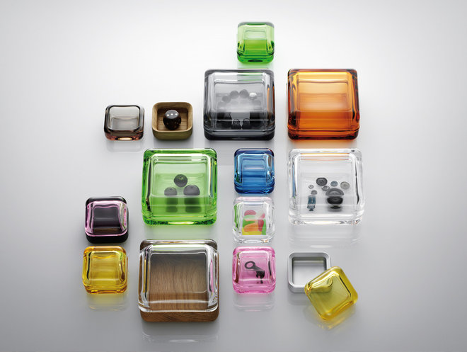 Contemporary Storage Bins And Boxes by Really Well Made