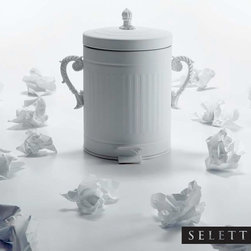Seletti Trash Chic White - Seletti Trash Chic White