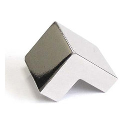 Top Knobs - Nickel Finger Pulls - Top Knobs item number M1320 is a beautifully finished Nickel Finger Pulls.