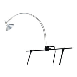 "Tech Lighting - Tech Lighting 700LCARCHC LCArchieLc-Archie Collection - 17.5"" long, with a 10"" high swooping curve. Pivots at head to direct beam. 12 volt, MR16 lamp of up to 75 watts (not included). Chrome finish. See accessory for maximum wattage usage."