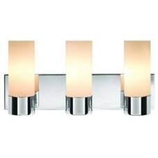 modern bathroom lighting and vanity lighting by Home Depot