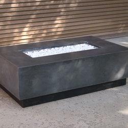 Concrete Fire Pits and Fireplace Surrounds - concretepete 2013