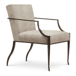 The Modern Luxury Berkeley Chair -