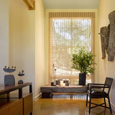Contemporary Entry by Cathy Schwabe Architecture