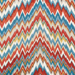 Mag Neat O Carpet Tiles - This crazy zig-zag print reminds me of the style of one of my most favorite fashion designers, Missoni. And priced about $25 a piece, these I could actually afford!